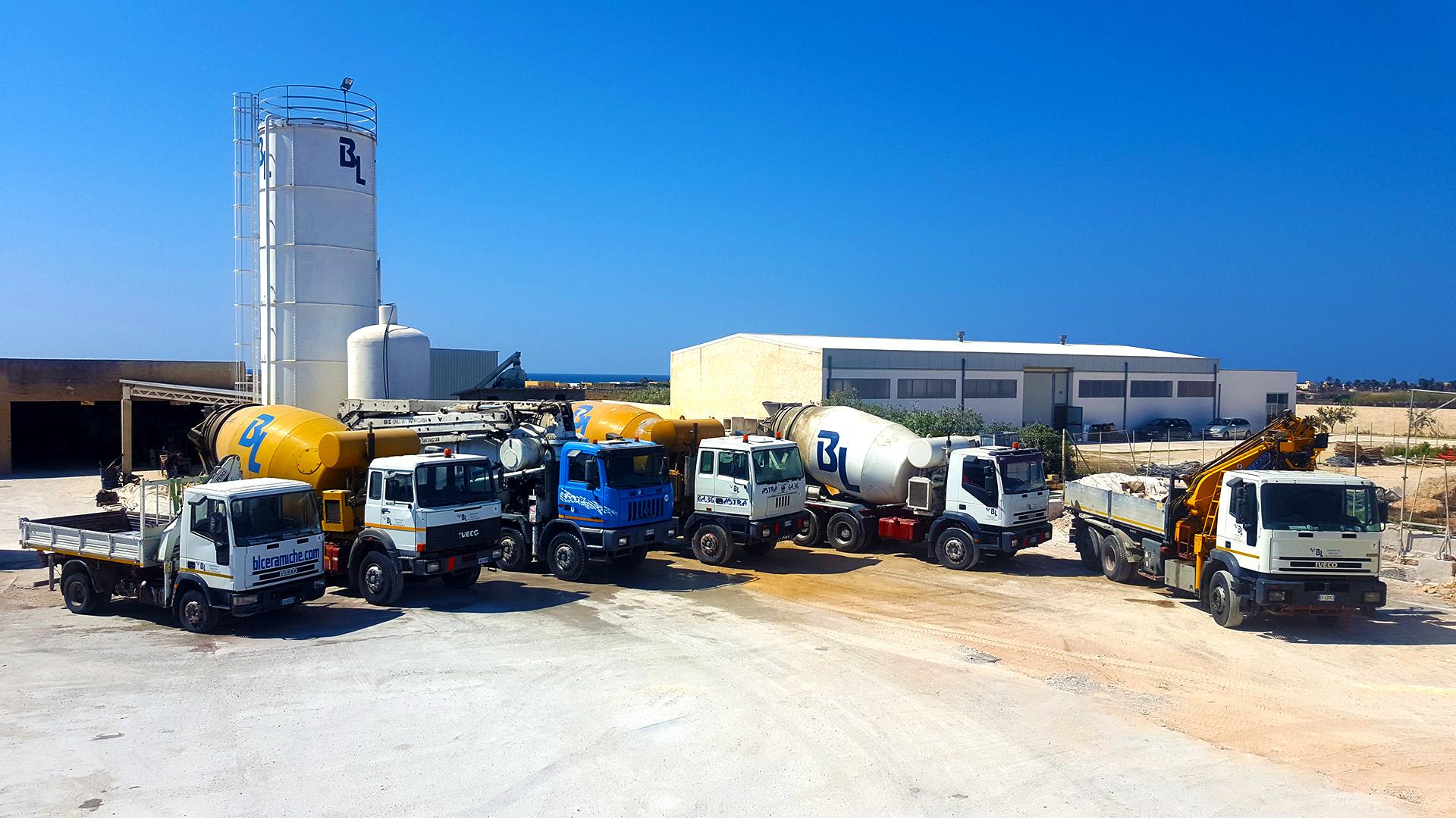 betoniere